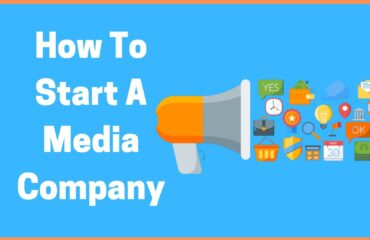 how to start a media company